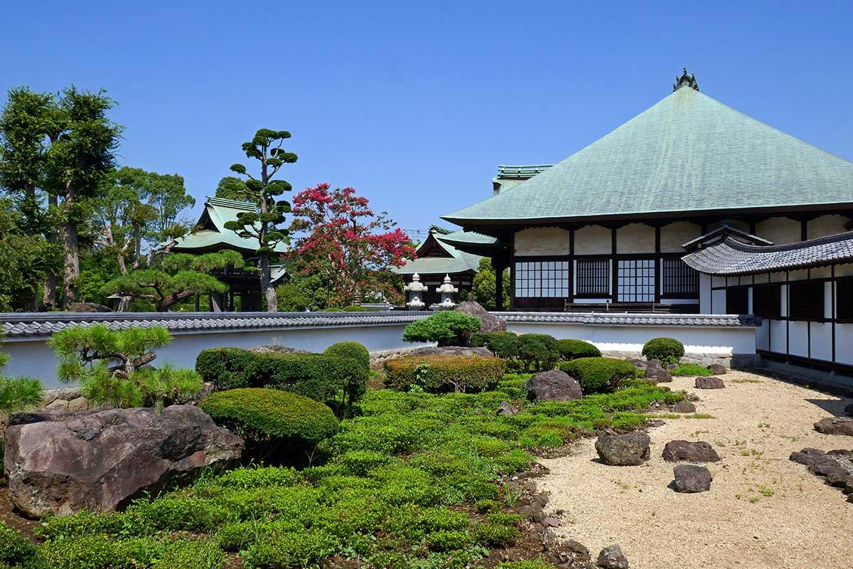 妙福寺三輪ふるさと苑